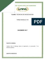 Tecnic Mod 8 Tarea IIIparcial