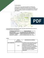 Estudio de Camales en Lima Metropolitana