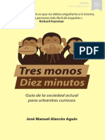 Tres Monos, Diez Minutos - José Manuel Alarcón - PDF