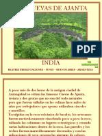 Cuevas de Ajanta India