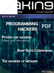 Programming for Hackers