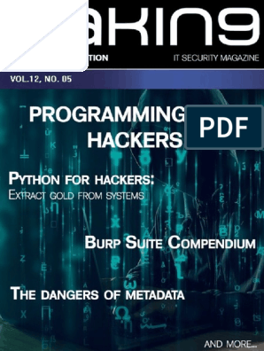 Programming for Hackers | Proxy Server | File System