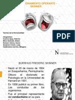 Diapositivas Skinner