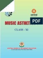 Music Aesthetics (XI) Book