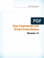 CHFI v8 Module 15 Log Capturing and Event Correlation.pdf