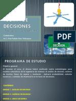 Presentacion y Evaluacion Teoria de Decisiones 01_2018 7-d