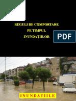Comportament La Inundatii