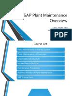 SAP PlntMaint