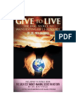 Give to Live 2009