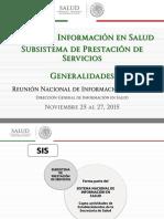 01 Generalidades SIS 2016