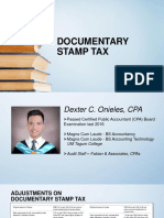 Fabian & Associates, CPAs-TRAIN-Transfer Tax, Doc Stamp, Passive