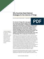 2015 National Iot Strategies