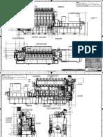 PKG2-Engine General Arrangement Drawing