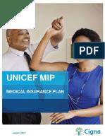 Unicef Medical Insurance Plan