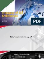 IoT Architecture Principles v6