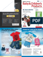 Baby & Childrens Products