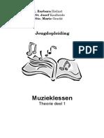 Muzieklessen - Deel 1 (Pag 1-15)