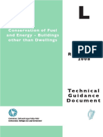 Part L,Conservation of Fuel and Energy 2008