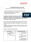 Von Der Virtualisierung in Die Cloud. Teil 2