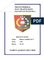 PIDATO perdagangan manusia.docx