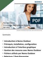 MF-M01 Nemo Outdoor - Présentation Et Principes d'Utilisation Ed 5
