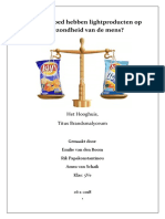 literatuuronderzoek mcav aspartaam