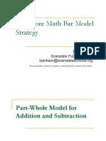 Singapore Math Bar Model