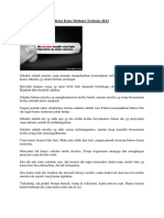 Kata Kata Mutiara Terbaru 2013.docx
