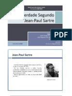 A Liberdade segundo Jean Paul Sartre
