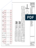 Column & Footing Plan