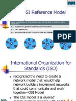 Model and TCPIP Protocol