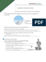 Organização e Tratamento de Dados -  grafico, percentagens e probabilidades.pdf