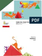 12218 Cube Cat Cone Cat