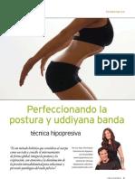 Técnica Hipopresiva - Perfeccionando La Postura y Uddiyana Banda