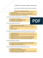 Test 1 Título preliminar Ley 40:2015