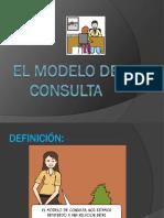 El Modelo de Consulta