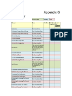3960 XG Study Planner