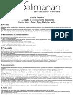 Manual Técnico Pedras