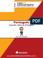 Isoladas Fazendo a Base Do Portugues Carlos Zambeli