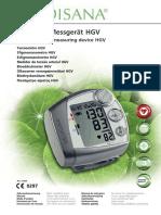 medisana tensiómetro hgv 51220 manual usuario.pdf