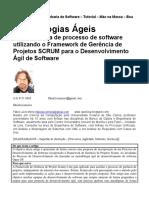 Artigo - Proposta de Processo de Desenvolvimento de Software Para Scrum