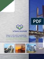 Catalogue cong ty Vinh Hung
