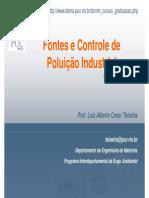 FCPI 2012-1, Aula 7 - Emissões Gasosas, Resoluções CONAMA e Tecnologias de Tratamento