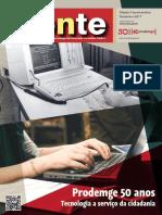 Revista Fonte - Prodemge 50 anos