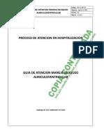 6. Guia de Bloqueo Auriculo Ventricular.