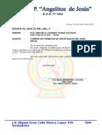 Oficio Compra de Formatos de Certificados