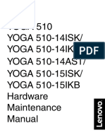 Lenovo Yoga 510 Maintenance Guide