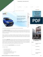 Kredit Mobil Bekas - Mandiri Pinjaman Dana