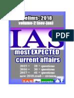 IAS 2018 prilims volume 2