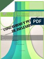 Concavidad y Puntos de Inflexion